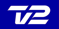 TV2 Denmark logo 2000