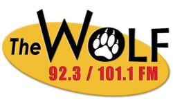The Wolf WQSL 92.3-WQZL 101.1