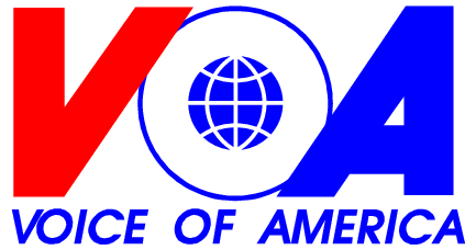 Image result for voice of america logo