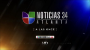 Wuvg noticias 34 atlanta 11pm package 2011