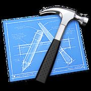 Xcode 1024x1024x32