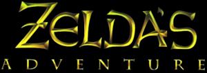 Zelda's Adventure Logo