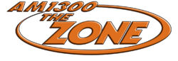 AM 1300 The Zone KVET