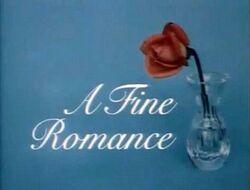 A Fine Romance Television Titles