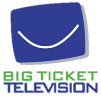 Big Ticket Television logo