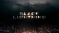 Black Lightning titlecard