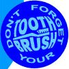 Don't forget your toothbrush
