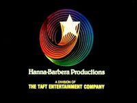 Hanna-Barbera Productions logo 1983