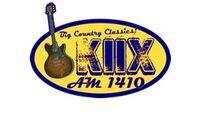 KIIX Country Classics 1410 AM