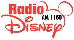 KRDY Radio Disney AM 1160
