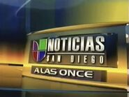 Kbnt noticias univision san diego 11pm package 2006