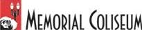 Memorial Coliseum logo 1995