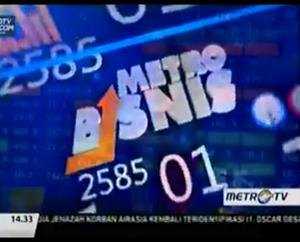Metro bisnis 2015