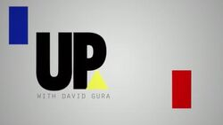 Msnbc up with david gura title card