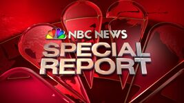 NBC News Special Report Logo