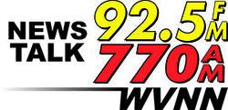 NewsTalk 92.5 FM 770 AM WVNN