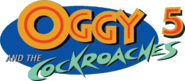 Oggy and the Cockroaches (Season 5) Logo