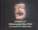 WNEW 5 1977