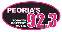 WZPW Peoria's 92.3