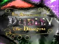 Adventures Of Dudley The Dragon Logo