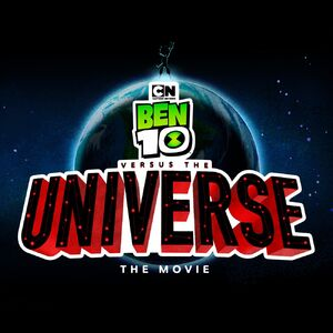 Ben 10 Versus the Universe- The Movie logo