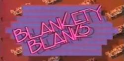 BlanketyBlanks85