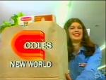 Coles New World 1983