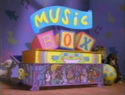 Disney Channel Music Box logo