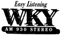 Easy Listening WKY - 1990