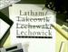 Latham Lechowick Productions Logo 1991