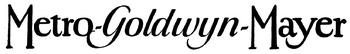 MGM wordmark