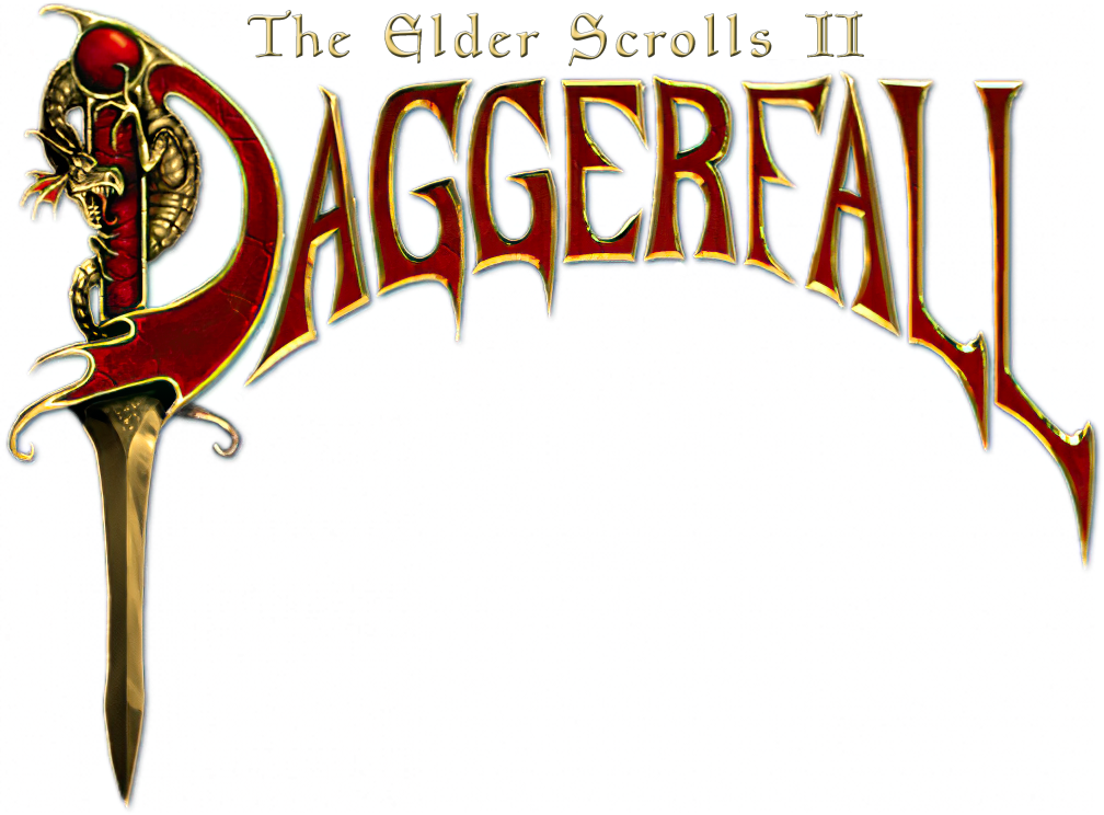 the elder scrolls ii daggerfall logopedia fandom powered by wikia