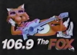 WAFX 106.9 The Fox 1990 TV Ad