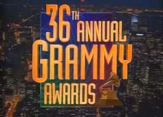 Grammys 36th