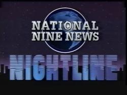Nightline channel9 1990-1992