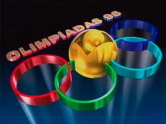 Olimpiadas 96 Rede Globo