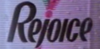 Rejoice Second Logo