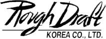 Rough Draft Korea logo