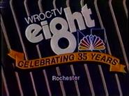 WROC-TV 1983 35 years