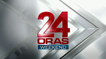 24 Oras Weekend Logo (May 18, 2019 - present)