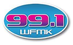 99.1 WFMK 2014