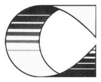 Cinepix Inc 1970s logo