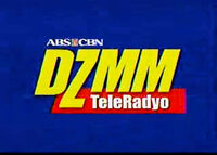 DZMM TeleRadyo Test Card (2014)