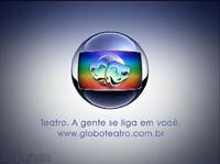 Globo Teatro A gente se liga em você logo Abril de 2011