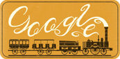 Google 181st Anniversary of the Adler's First Run