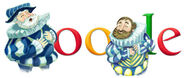 Google Jan Werich's Birthday