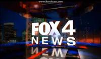 KDFW Fox 4 News early evening open - 2013