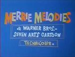 Merrie Melodies 1968