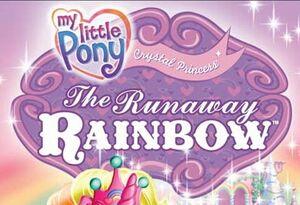 My Little Pony- Crystal Princess - The Runaway Rainbow (2006 video game)
