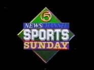 WEWS Sports Sunday 1994